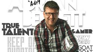 Creative UK: Interview with Curventa Co-Founder Adrian Bennett - Ward  Williams Creative