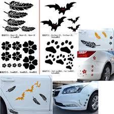 Dragon Sonic Scratch Cover Car Sticker Car Decals Waterproof Decorative Stickers A2