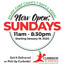 Chef Chan's The Woodlands - Hunan Restaurant - The Woodlands ...