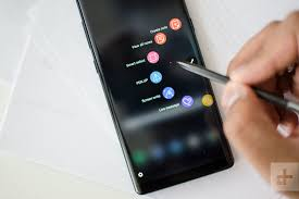 mon galaxy note 8 problems and how