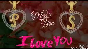 p love s letter cute whatsapp status