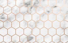 rose gold marble desktop wallpaper for