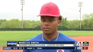 Pembroke Hill's baseball standout Marcus Smith getting attention from MLB  scouts - YouTube