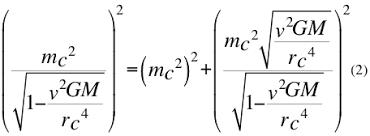 Velocidad de Escape de una Singularidad Gravitacional | Textos Científicos