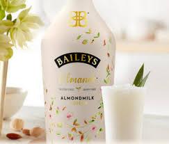 vegan gluten free almond milk liqueur