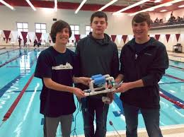 Wesley Beck, Ethan Anderson and Andrew... - Frankenmuth School District |  Facebook