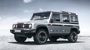 2020 Ineos Grenadier - A Modern Take On Old-School Off-Road Capability