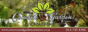 concrete and garden creations home