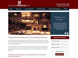 london theatre gift by claire