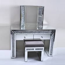 vanity set home goods mirrored dressing