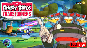 Angry Birds Transformers Mod Apk 1.51.1 (Unlimited money) download ...