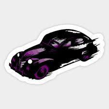 Asexual Pride Vintage Car Design Asexual Pride Sticker Teepublic