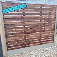 Contemporary Fence Panels The Sawmill