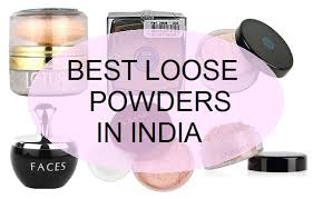 loose powders in india with list