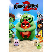 Angry Birds Movie 2 (Target Exclusive) - activity book