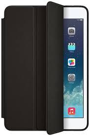 apple ipad mini smart case black