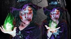 zombie witch makeup tutorial you