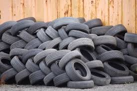7 Byproducts Of Tire Recycling