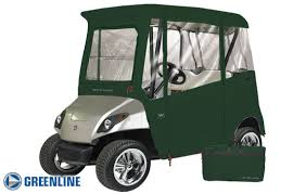 yamaha drive golf cart enclosures