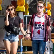 Macaulay Culkin and Brenda Song Take Their Romance to Berlin for ...
