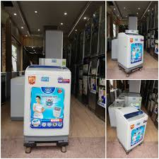 MÁy Giặt Sanyo 9kg qua sử dụng - Phước Thanh Lý