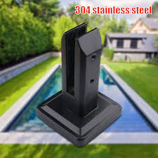 Stainless Steel Spigots Glass Clamp For Frameless Glass Pool Fence Panels Lad Sale Glass Clamps Aliexpress