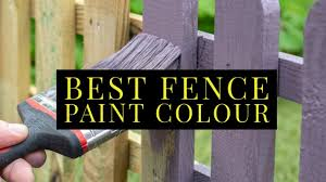 The Best Fence Paint Colour Top 5 Reviewed Uk Reviews