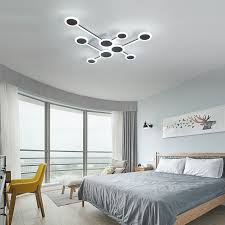 modern brown led ceiling lights ac90v