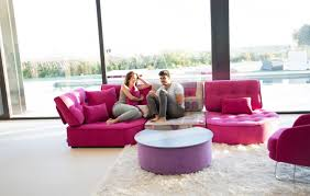modern style sectional sofa arianne