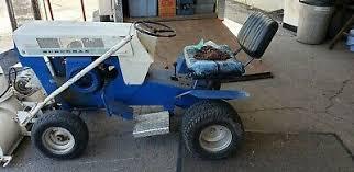 sears suburban 10 6 garden tractor