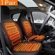 tvird 1 pair heated car seat 12v