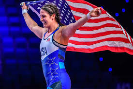 Watch World Champion Wrestling's Star Adeline Gray shares her success mantra