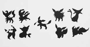 Items Similar To Eevee Eeveelutions Pokemon Vinyl Decal Sticker On Etsy Pokemon Decal Pokemon Eeveelutions