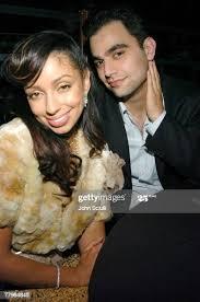 Mya and Dario Svidler News Photo - Getty Images