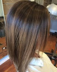 Brown Hair Light Brown Highlights Light Hair Hair Lengths