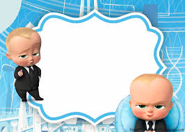 Free Baby Boss Invitation Template Bagvania Aniversario Do