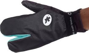 Assos Shell Gloves S7 Black Volkanga ...