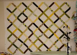 From The Blue Chair Lattice Quilt Tutorial