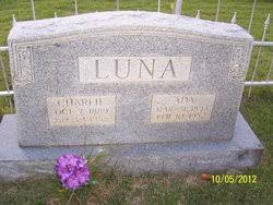 Ada Hayes Young Luna (1893-1952) - Find A Grave Memorial