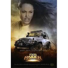 Lara Croft Tomb Raider The Cradle Of Life Poster 27x40 2003 Style C Walmart Com