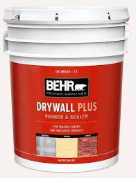 behr drywall plus primer diy painting