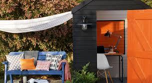 How Toa Create A Modern Garden Office Design Ideas Cuprinol