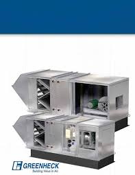 greenheck make up air unit model msx