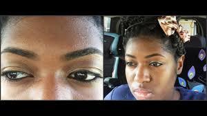 perfect eye makeup for dark skin