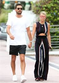 Scott Disick and Sofia Richie Stroll Hand-in-Hand After On-Camera ...