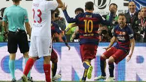 Le pagelle di Barcellona-Siviglia 2-0 d.t.s. - Coppa del Re 2015 ...