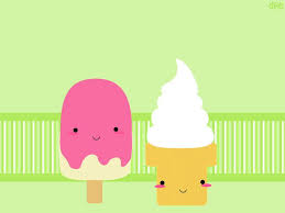 cute ice cream wallpapers top free