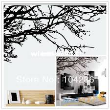 Wholesale Free Shipping23 6 55 1hot Helling Black Tree Branch Wall Decal Diy Decoration Fashion Wall Sticker Home Sticker Manufacture Sticker Wall Decal Sticker Wall Decals From Bdhome 11 67 Dhgate Com