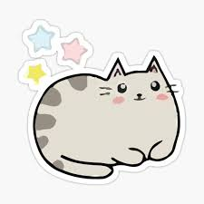 Pusheen Stickers Redbubble