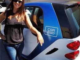 Will Berry & Marisa West, Car2Go 09/04 by The South Bay Show | Current  Events